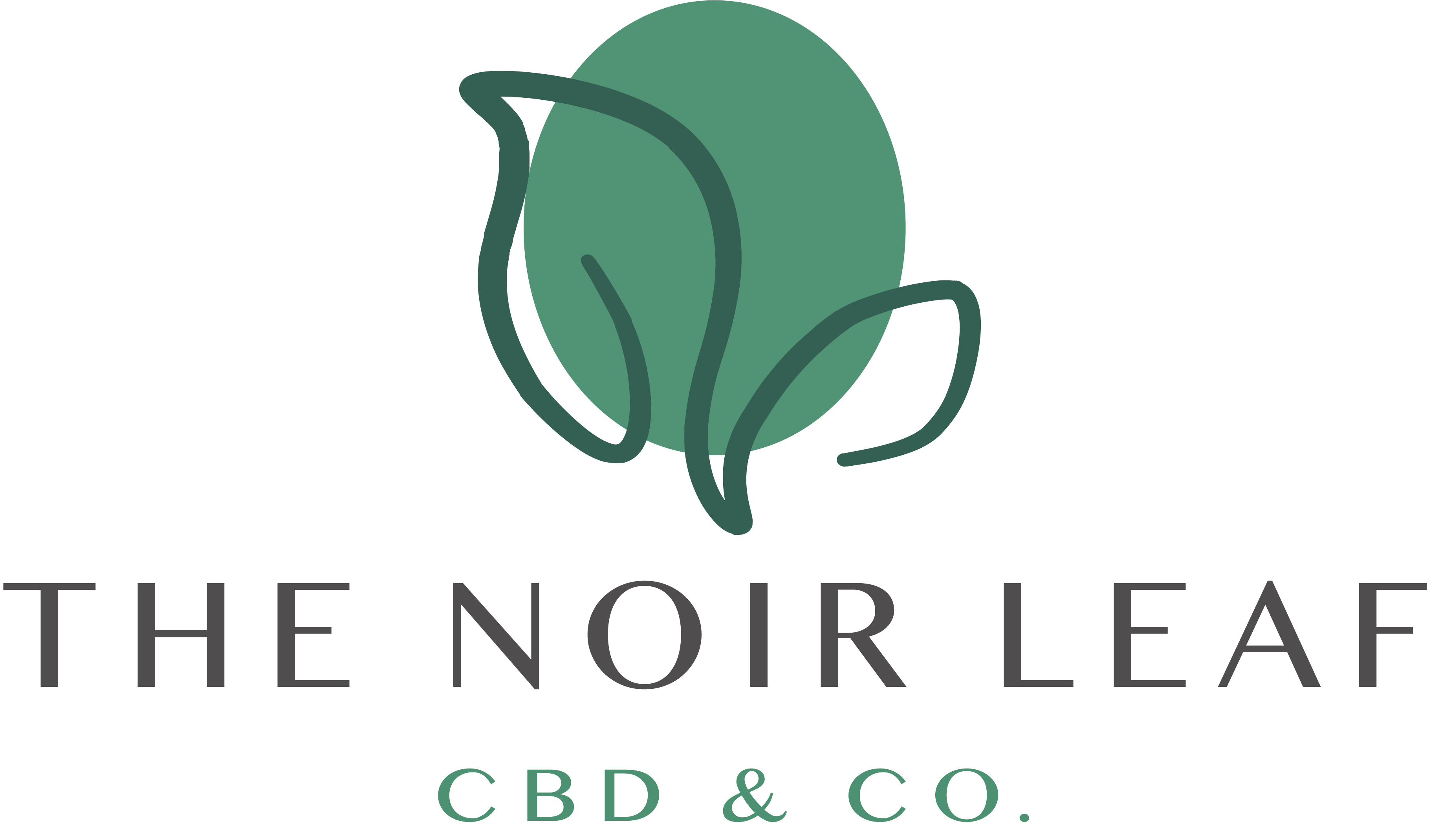 The Noir Leaf