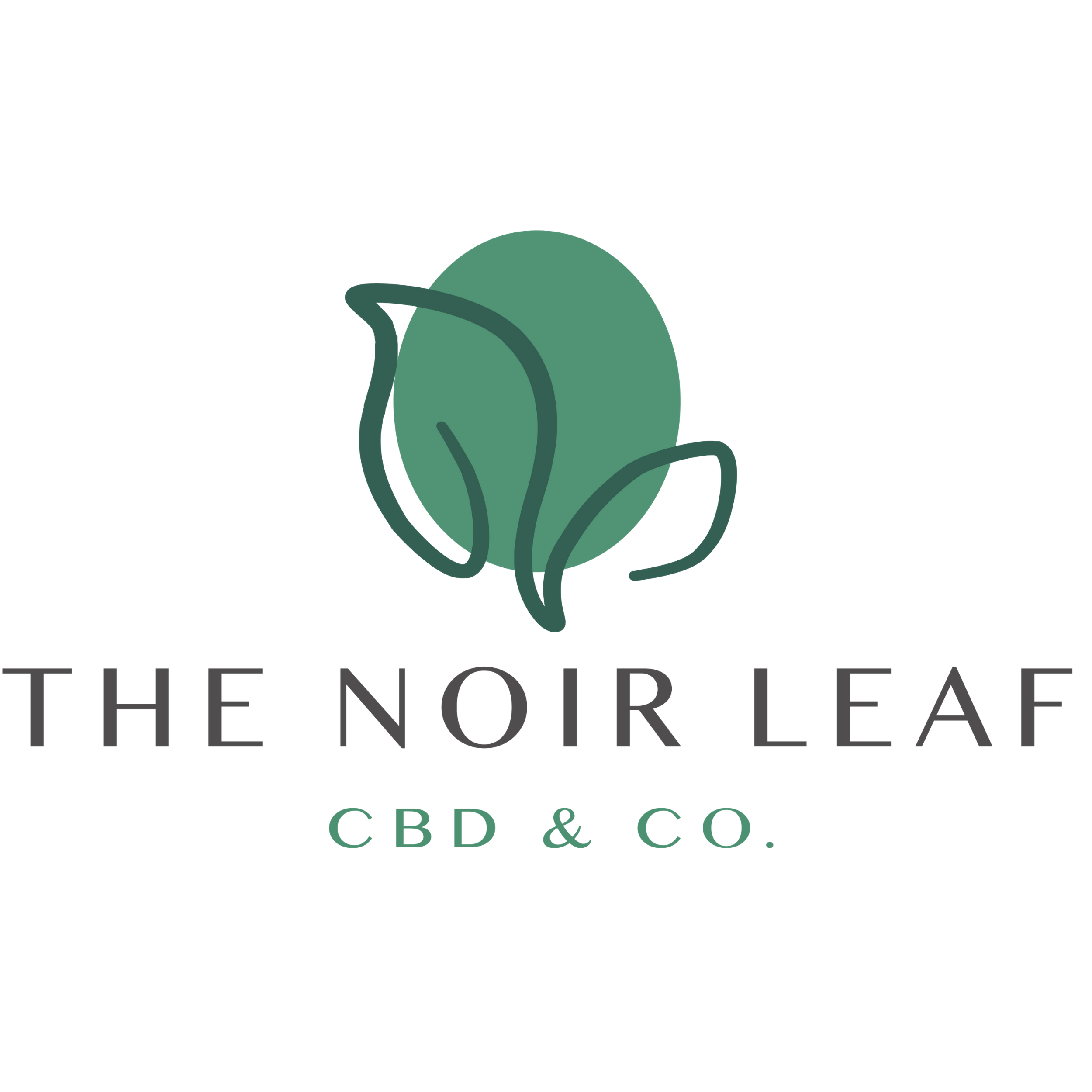 The Noir Leaf CBD